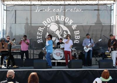 The Black Honkeys @ Beer Bourbon & BBQ