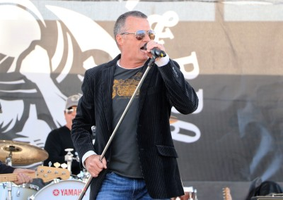 Greg Billings rockin' Beer Bourbon & BBQ